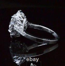 1.55 Ct Oval Cut Diamond Pave Round Cut Halo Engagement Ring G, VS2 GIA Certified